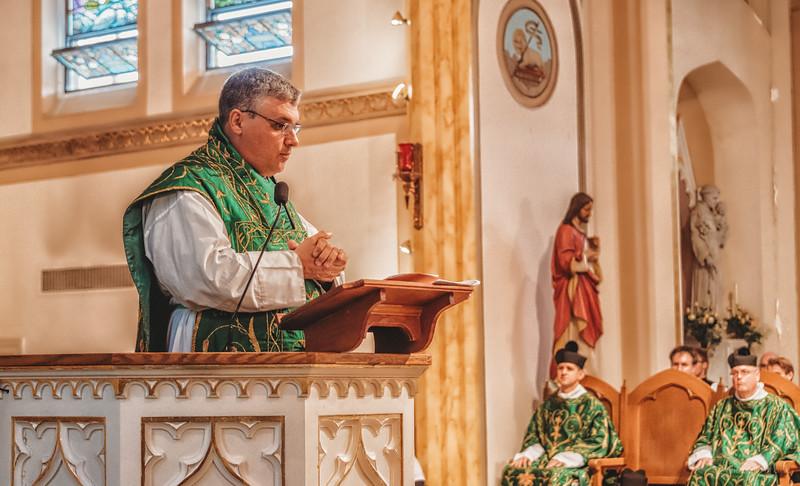 FSSP LatinMass St  Marys fr  gismondi homily 2-1