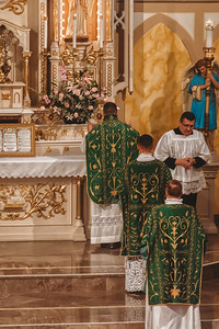 FSSP LatinMass St  Marys 3 priest line-1