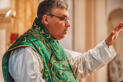 FSSP LatinMass St  Marys profile homily fr  Gismondi 2-1