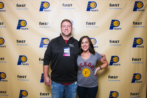 Pacers - First Financial Bank - Nov 6, 2015