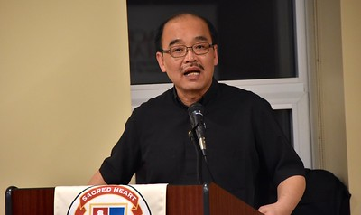 Fr. Quang shares his migration story