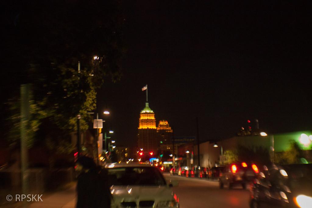 Downtown via Rosarios