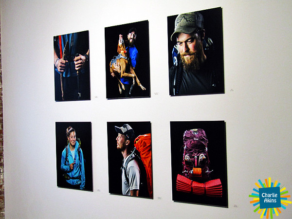 Portraits from the Appalachian Trail at Riverviews Artspace