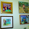 More paintings at the Lynchburg Humane Society