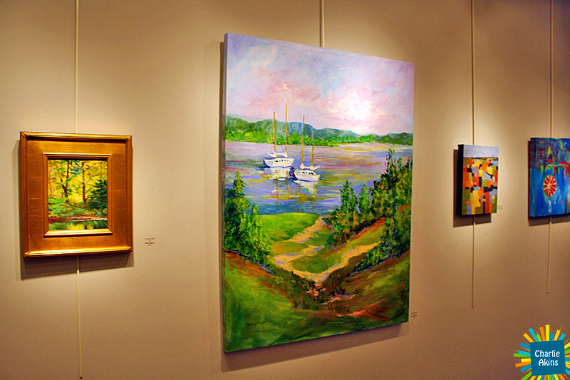 Impressive art at the Lynchburg Art Club and Gallery