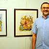 Jurgen Ziesmann is the featured artist at Riverviews Artspace.