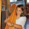 Harp music at Riverviews Artspace