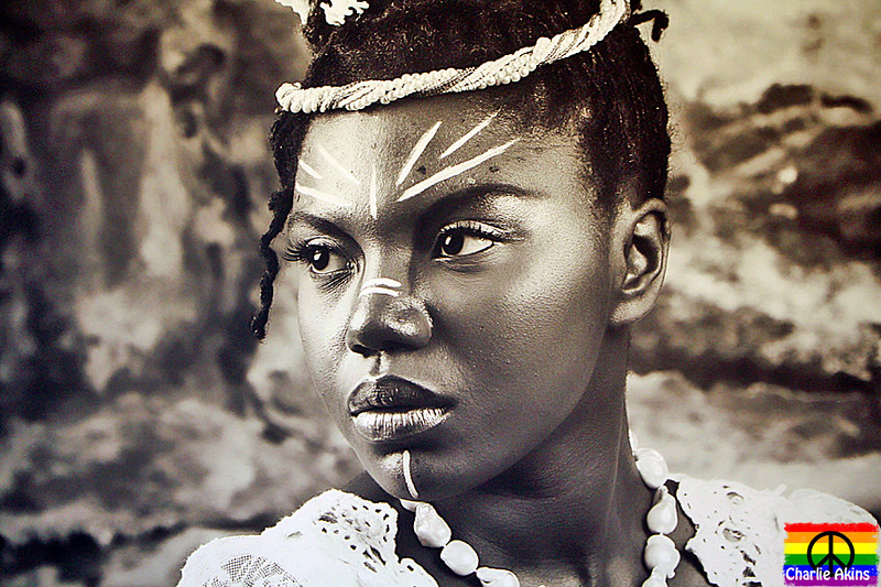 """Jamaica Queen"" photograph by Michelline Hall"