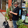 Great saxophone playing on Main Street