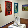 Art gallery at Riverviews Artspace