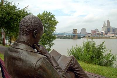 James Bradley Statue