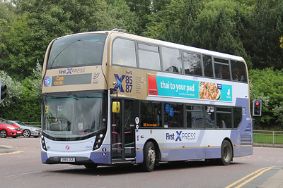 First Glasgow 33989 KIllermont Street Glasgow Sep 18