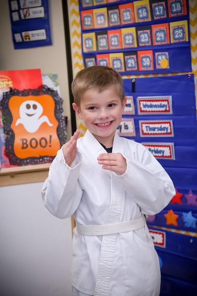 First Grade Halloween Party 30 Oct.