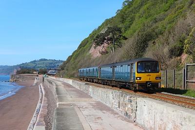 143620 150234 Teignmouth