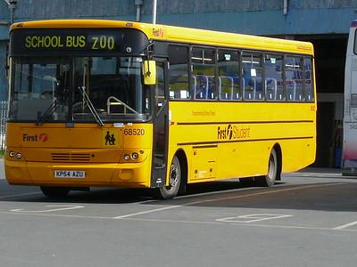 68000 - 68711 [School Buses]