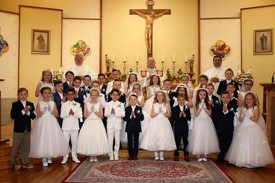 Communion 5/5 9:00
