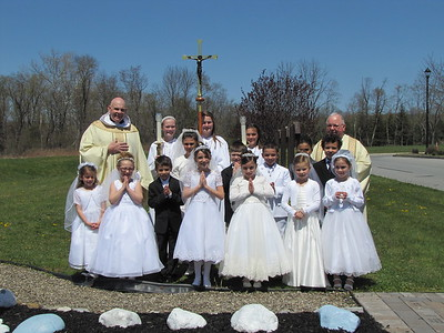 First Holy Communions May 2016