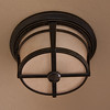 Exterior Ceiling Light