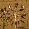 Copper Ficus Leaf Spinner