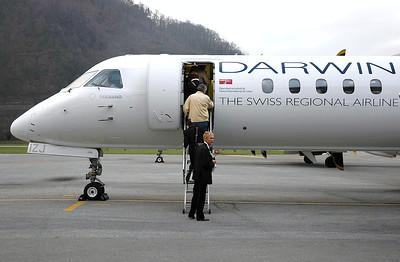 HB-IZJ - SB20 Darwin Airline - 01.04.2006