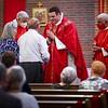 Father Sam Maul's first Mass