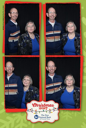 First National Bank of Central Texas Christmas 2017