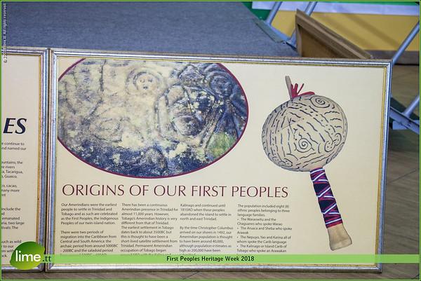 First Peoples Heritage Week 2018