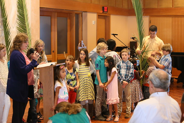 2015 Palm Sunday