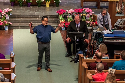 First Presbyterian Church Easter Celebration 2019-0225