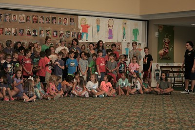 2018 Vacation Bible School day #4
