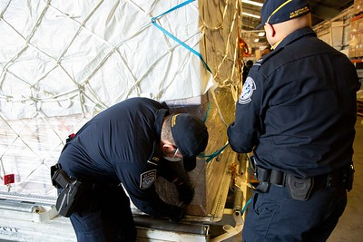 Photo courtesy of U.S. Customs and Border Protection.