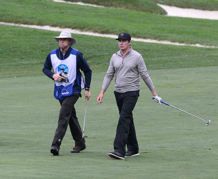 AT&T Pebble Beach Golf