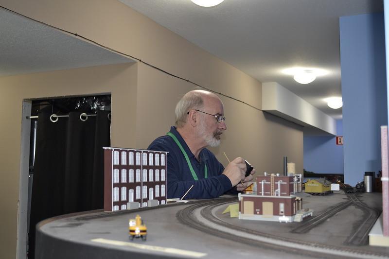 Rick Mozer Venice Yardmaster