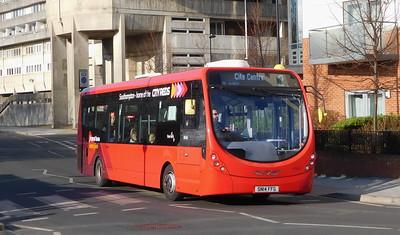 47602 - SN14FFG - Southampton (Blechynden Terrace)