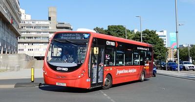 47602 - SN14FFG - Southampton (Central railway station)