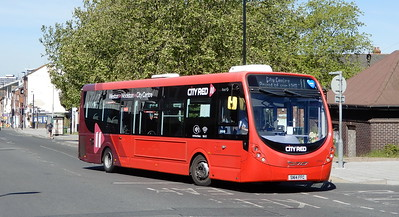 47599 - SN14FFC - Woolston (Portsmouth Road)