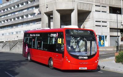 47606 - SN14FFL - Southampton (Central railway station)