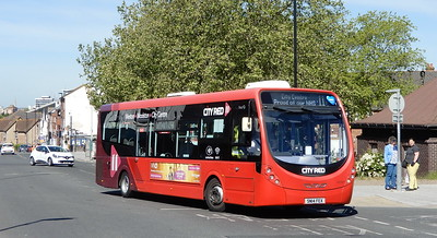 47597 - SN14FEX - Woolston (Portsmouth Road)