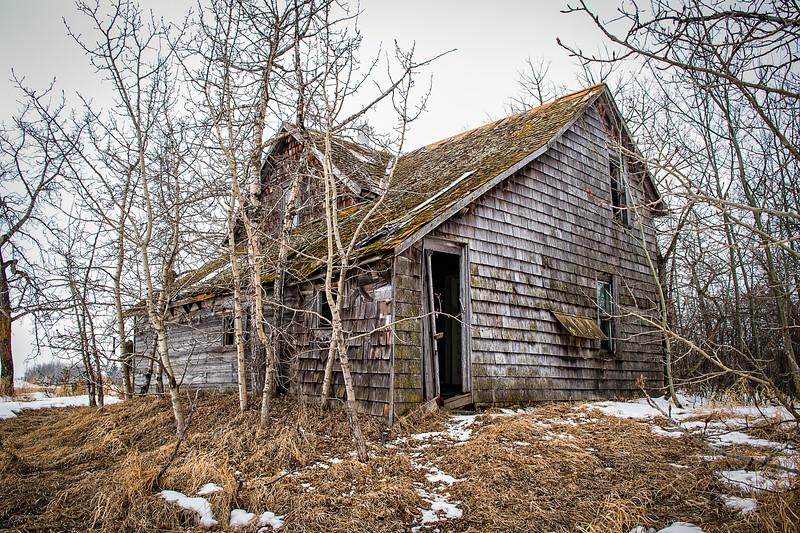The Midnight Farmhouse
