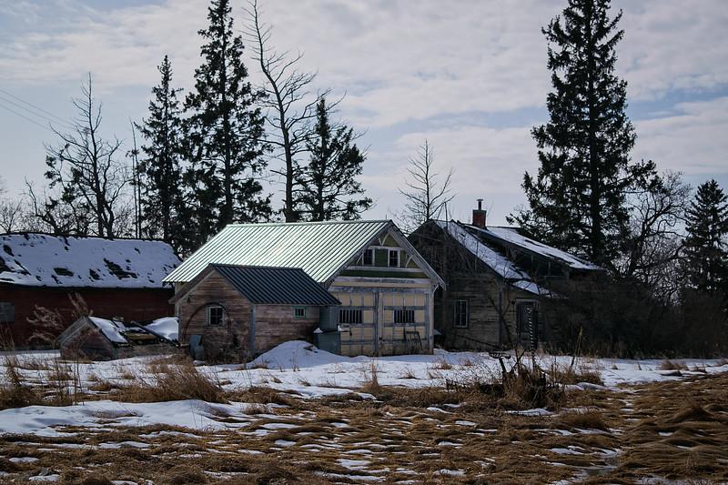 The Fargo Farmhouse