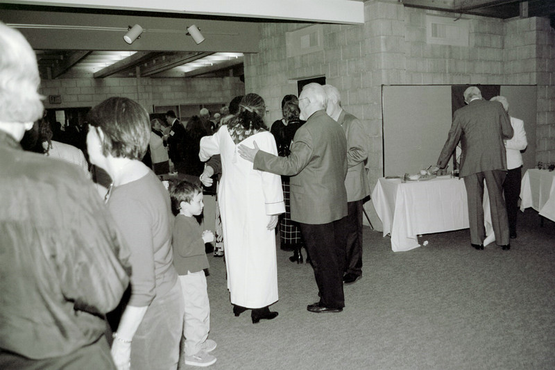 Leslie Takahashi Morris's Ordination 2/05