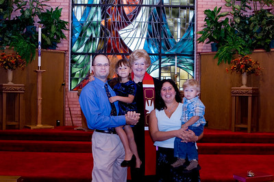 Baptisms, Christenings, Joining the Church