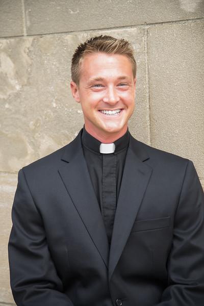 Pierce Gibson, IV, SJ