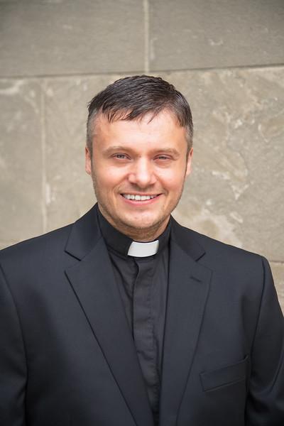 Michael Bartlett, SJ