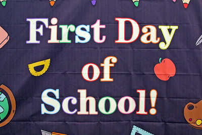 """Spring Lake Heights Elementary school hosted their """"Boohoo and Yahoo"""" kindergarten breakfast for new students and their parents on the first day of school on Wednesday Sept.4, 2019  (MARK R. SULLIVAN THE COAST STAR)"""