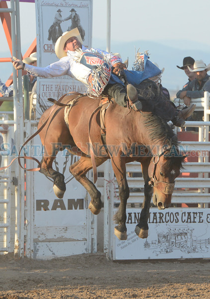 First day of the 68th Rodeo de Santa Fe Wednesday, June 21, 2017 and will run thru Saturday, June 24, 2017. Clyde Mueller/The New Mexican