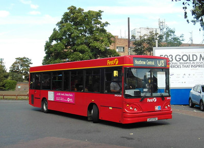 41540 - LK53FDZ - West Drayton (railway station) - 22.9.12