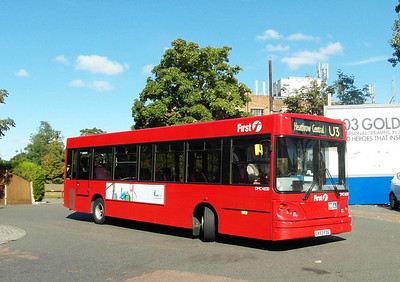 41530 - LK53FDG - West Drayton (railway station) - 22.9.12