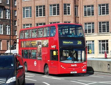 33626 - SN11BNV - London (Waterloo station) - 2.4.13