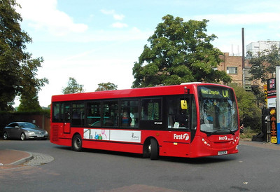 44165 - YX60BZN - West Drayton (railway station) - 22.9.12